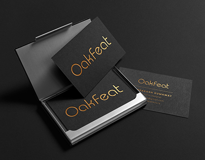 Logo Design for Oakfeat