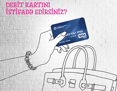 SMM design for İnternational Bank of Azerbaijan