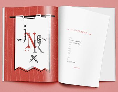 Oda a la tipografía, Pablo Neruda