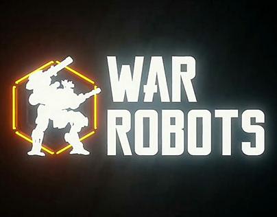 WAR ROBOTS GAME ADS