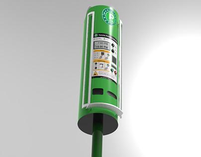 Parking Meter - Universal Design