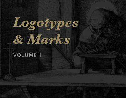 Logotypes & Marks Volume 1