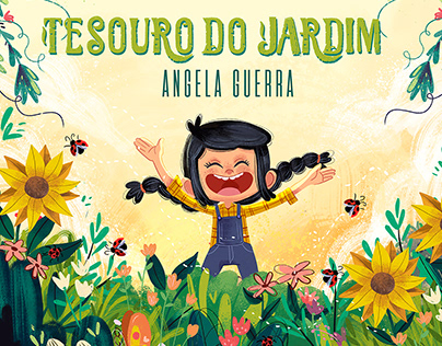 Children Book - Tesouro do Jardim