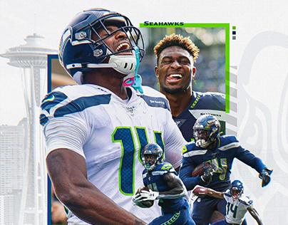 DK Metcalf | Seattle Seahawks