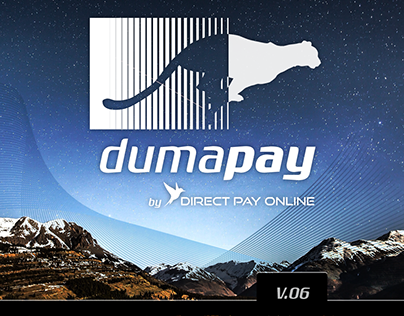 DumaPay - Logo & App Design