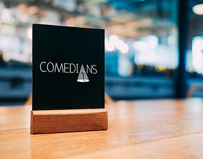 Comedians | Logo