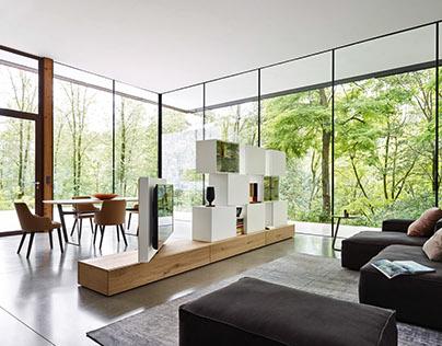 Modern Room Divider
