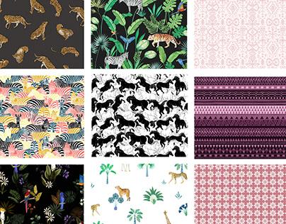 Print Design / Allovers
