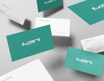 Brand Identity: Equinox Capital