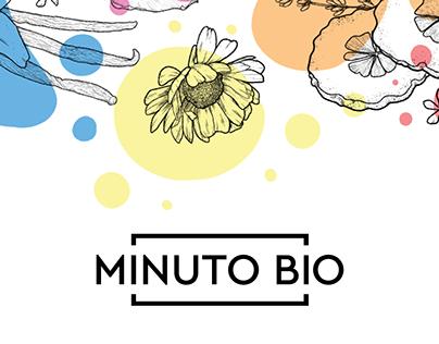 Minuto Bio Cosmetics | Full project