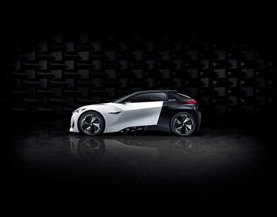 Peugeot Design Concept Photography