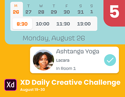 XD Daily Creative Challenge – Day 5