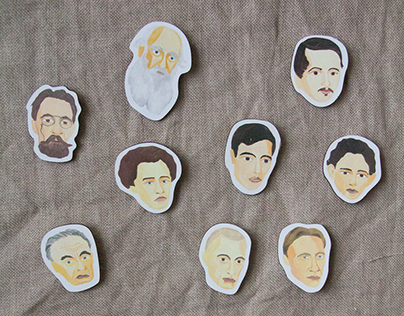 Russian writers and poets