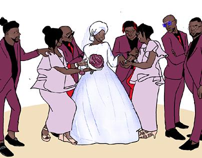 Mariage petite sœur