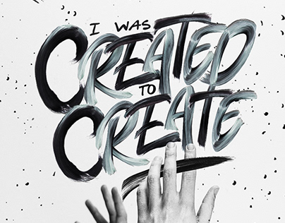 Digital Calligraphy & Lettering Collection