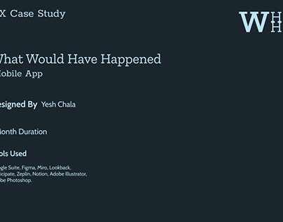 WWHH Case Study