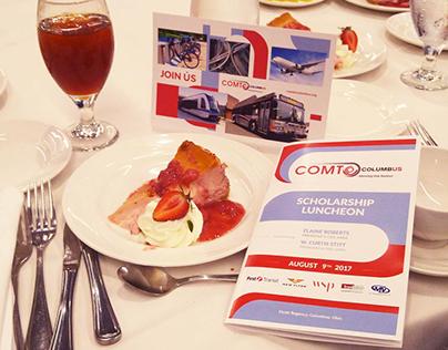 2017 COMTO Columbus Scholarship Luncheon