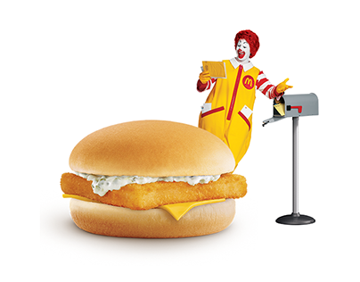 McDonalds redesign concept