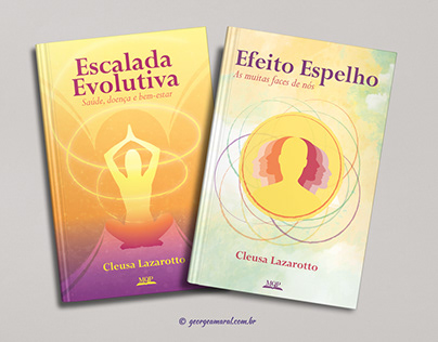Books Cover, design and illustrations.