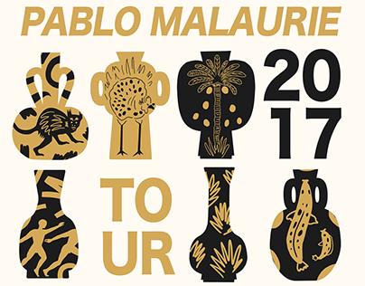 Pablo Malaurie Tour