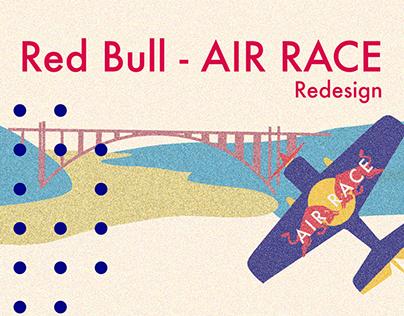 Redbull Air Race 2020 Rebranding