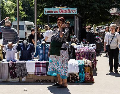 Street Photography - Skopje, Macedonia