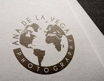 Ana de la Vega Photography - Logo