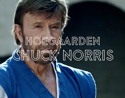 AB Inbev Efes * HOEGAARDEN * Chuck Norris