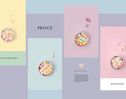 pinkycolor 糖果色