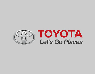 Toyota Branded HTML email template