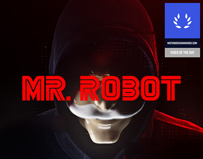 MR ROBOT TITLE SEQUENCE
