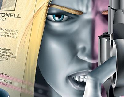 Vigil Comic Book Series