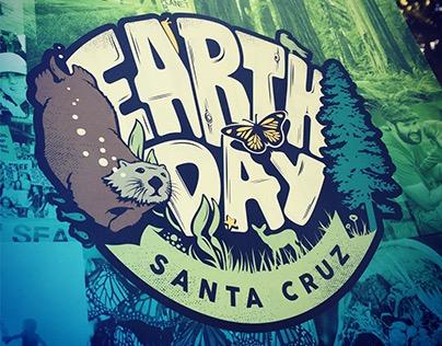 Earth Day Santa Cruz identity, Ecology Action