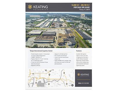 Keating Resources Brochures