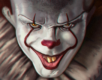 'IT' Pennywise the Dancing Clown