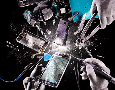 greenpeace smartphone repair