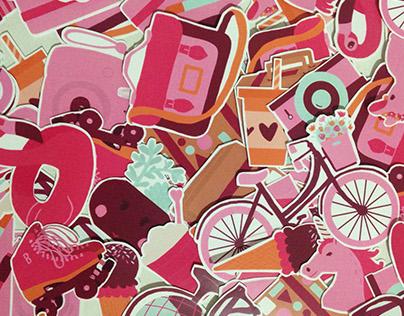 Adesivos - Stickers