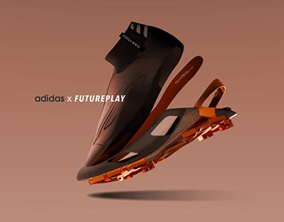 Terraform: adidas X FUTUREPLAY