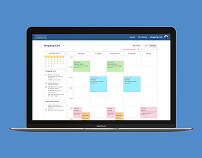 Course Planning & Registration Portal Redesign