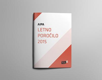 Graphic Design   AIPA Annual Report 2015
