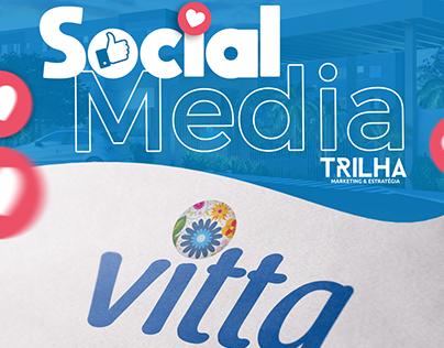 Social Media - Vitta Residencial