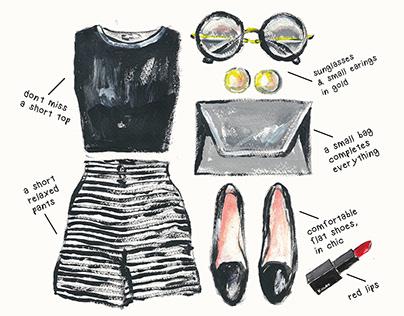 A C R Y L / Summer Fashion for woman