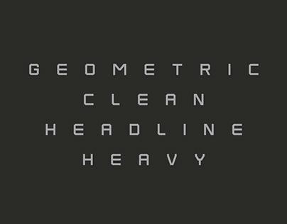 Custom typeface - Zentzua