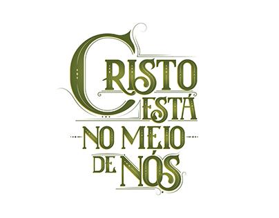 Lettering Natal 2015