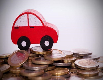 Saving up for a new car