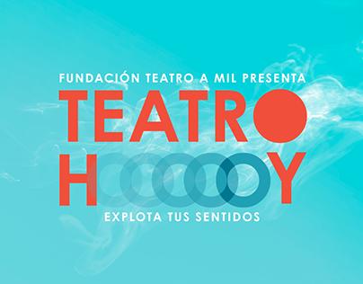 Teatro Hoy · ANIMATION