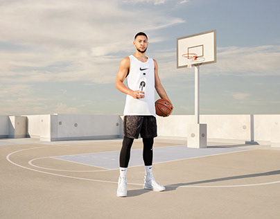 Ben Simmons for Smart Water