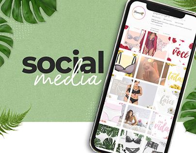Redes Sociais | Giaguara