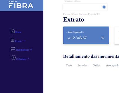 Banco Fibra - Internet Banking de Pessoas Juridicas
