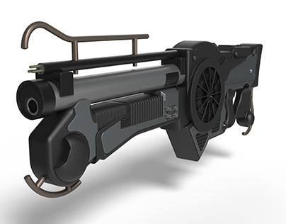 Mangalore Rifle from the movie The fifth element 1997